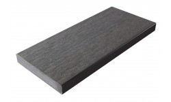 Lame Fiberdeck Brooklyn Gris béton 22.5 x 138 x 2400mm