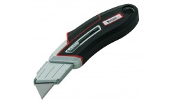 CUTTER A POIGNEE COULISSANTE ET LAME RETRACTABLE