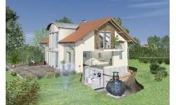 Cuves à enterrer - Kits Habitat Carat Professionnel