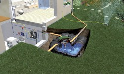 Cuves à enterrer - Kits Habitat Platine Professionnel