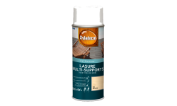 Aérosol lasure multi-supports XYLADECOR